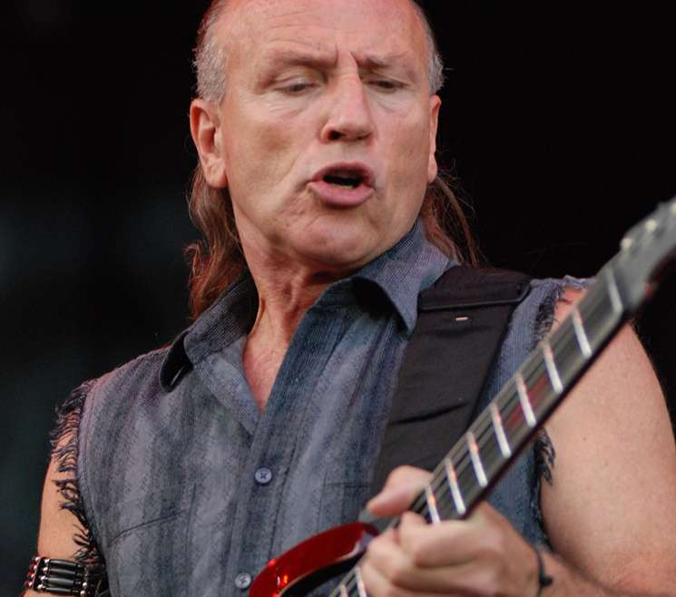 Grand Funk's Mark Farner Tries the Acoustic Life