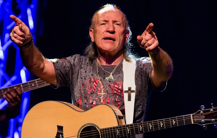 Mark Farner's Mid-Michigan Flood Relief